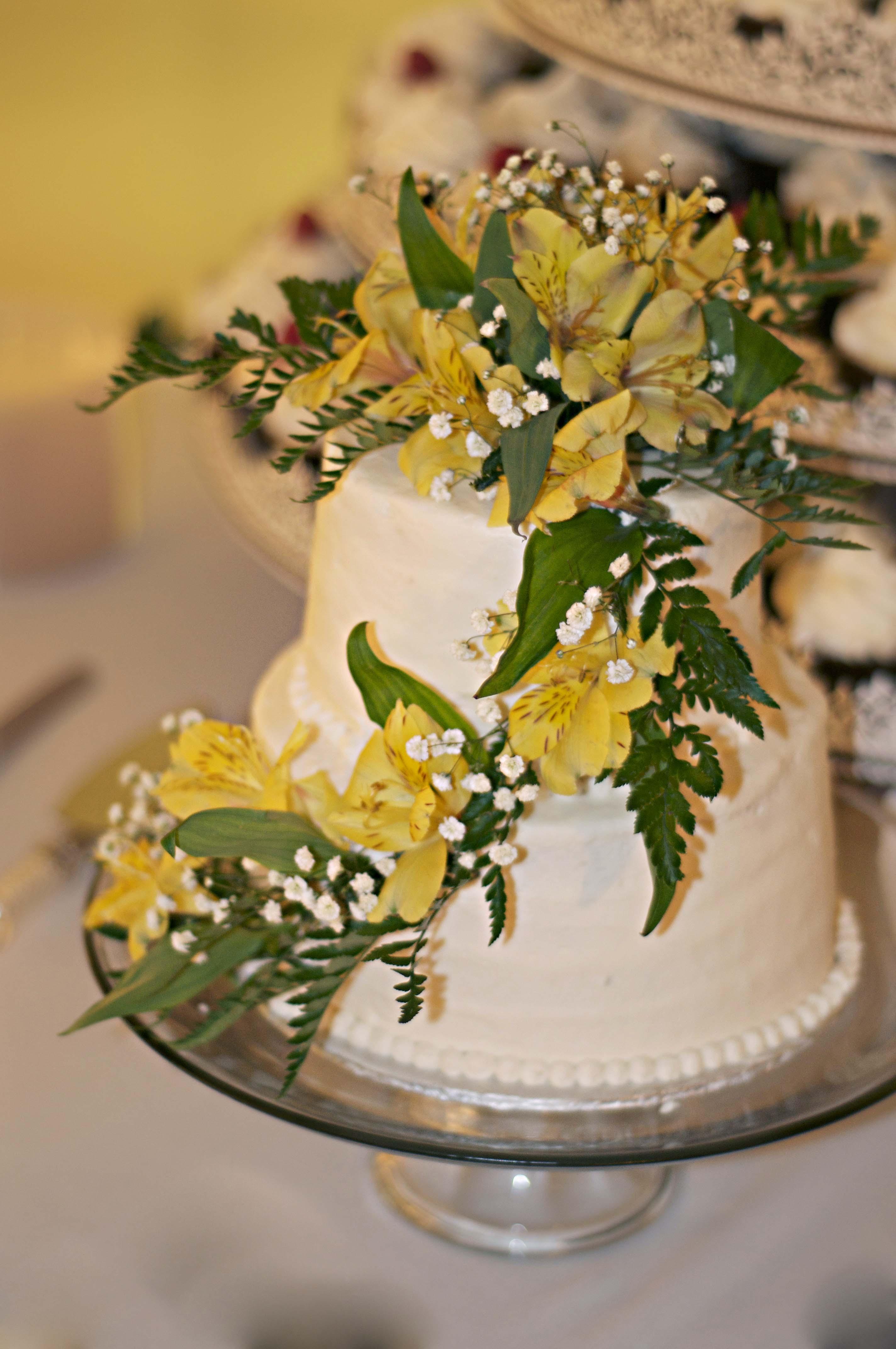 wedding cake | piping dreams