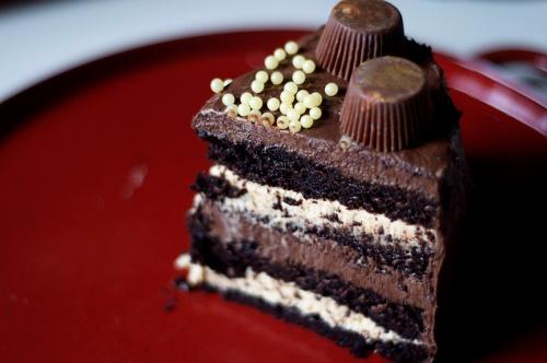 reeses cake 1