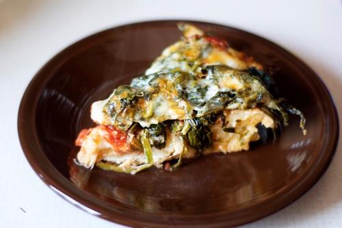 deep dish pizza 1