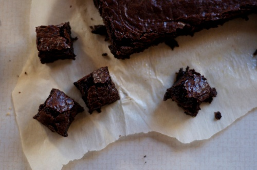 fudge brownies 5