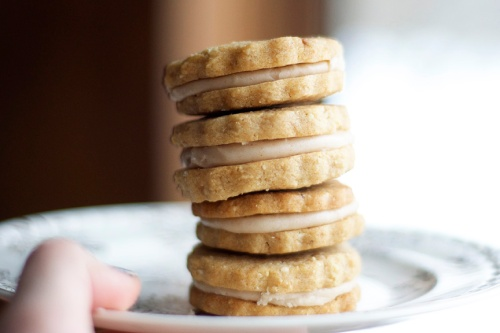 hazelnut cookies 2