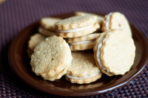hazelnut cookies 3