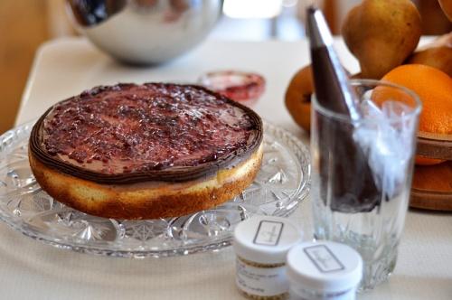 fudge cake 1