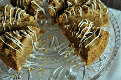 ... Dream #212: To Be A Picker – Behemoth Crumb Cake | piping dreams