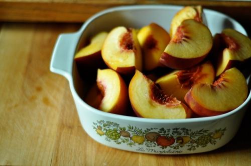 peach cobbler 5