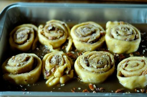 sticky buns 4
