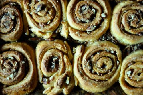 sticky buns 5