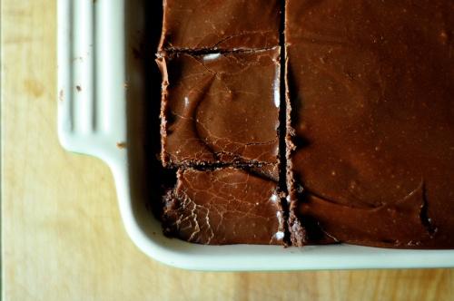 choc oat cake 3