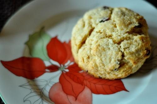 cran cream scones 1