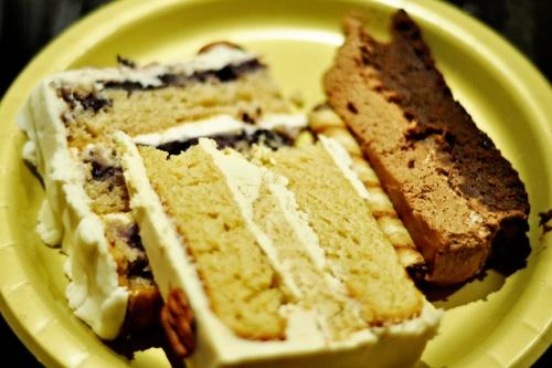 nutella mousse cake 4