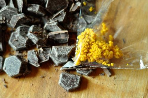 orange choc cookies 3
