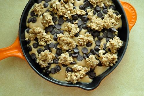 oatmeal pb skillet 2