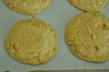 pb oat cookies 2