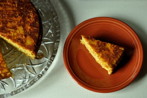 saffron cake 1