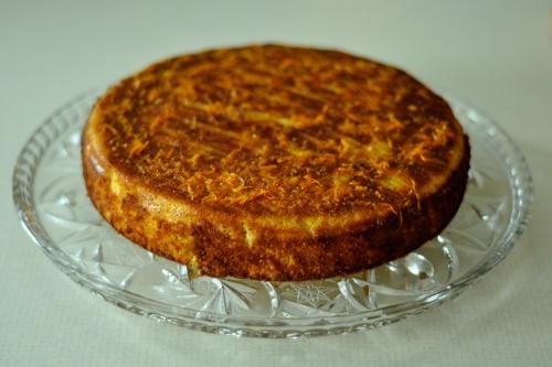saffron cake 6