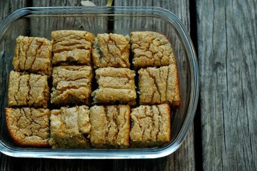yogurt oat bars 1